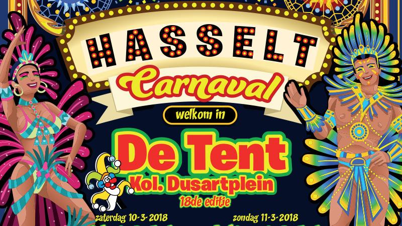Carnaval Hasselt 2018
